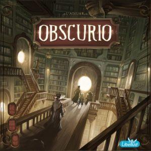 Obscurio Brettspiel Cover