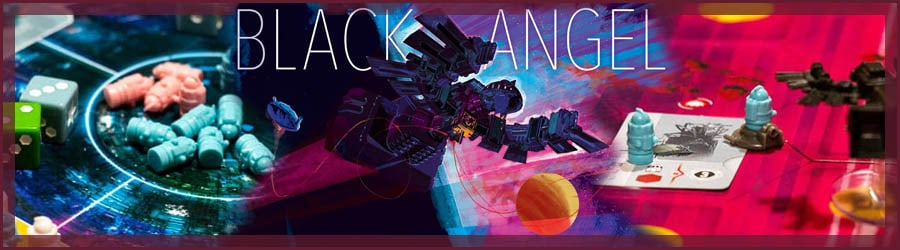 Black Angel - Brettspiel Review