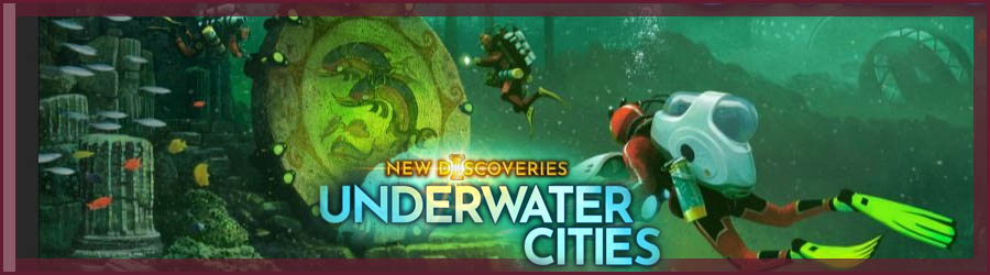 Review: Underwater Cities - New Discoveries