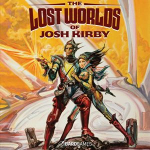 The Lost Worlds of Josh Kirby bei Kickstarter
