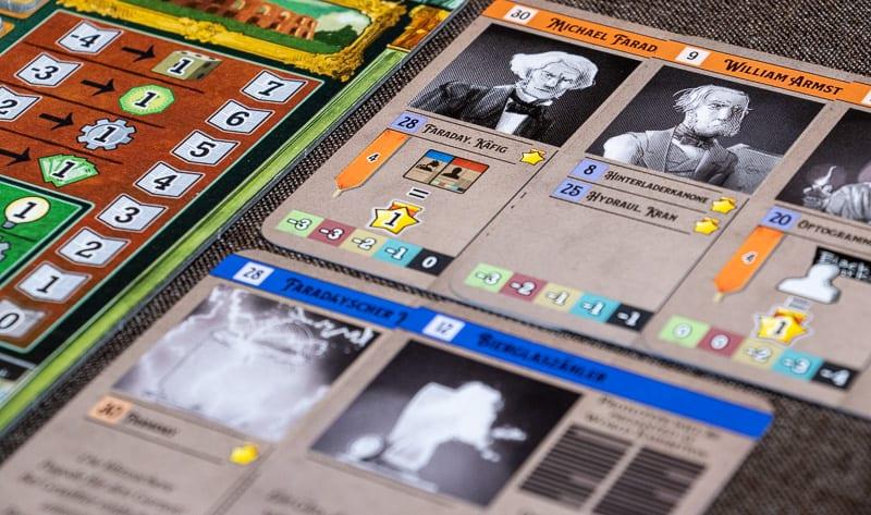 Crystal Palace Brettspiel Erfinder