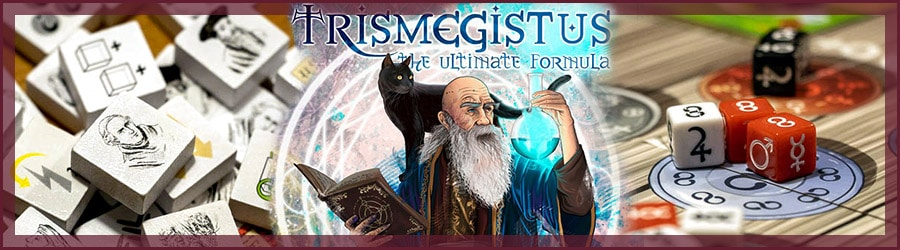 Trismegistus Brettspiel Review