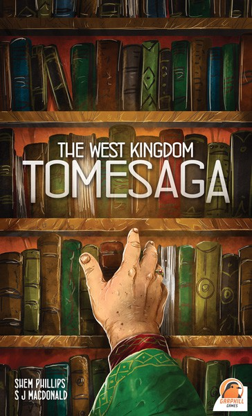 West Kingdom Tomesaga