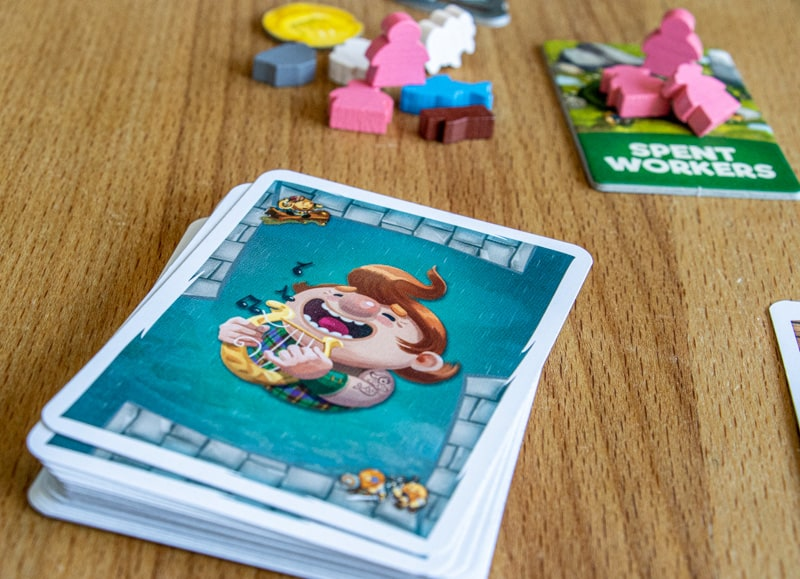 Imperial Settlers Empires of the North Clan Deck