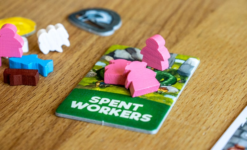 Imperial Settlers Empires of the North Worker