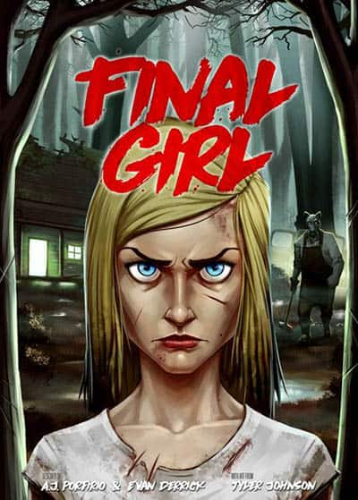 Final Girl Brettspiel Cover