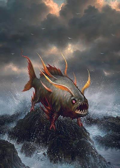 Frosthaven Gegner