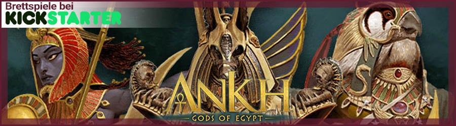 Ankh: Gods of Egypt bei Kickstarter