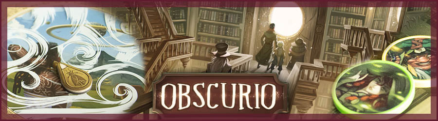 Obscurio Brettspiel Review
