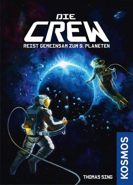 Die Crew - Brettspiel Cover