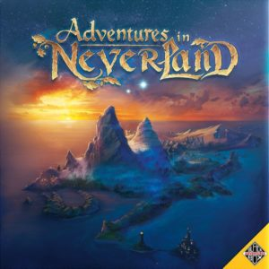 Adventures in Neverland - Brettspiel Cover