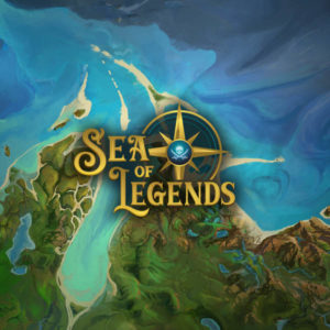 Sea of Legends - Brettspiel Cover