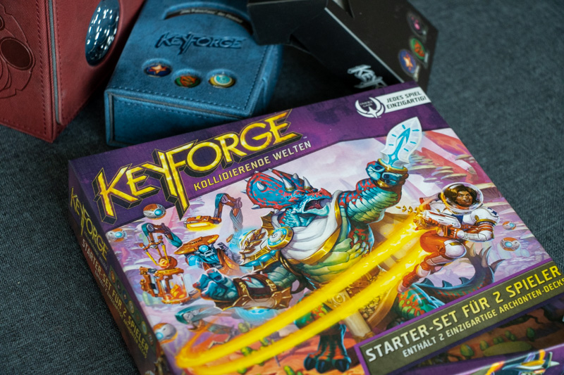 KeyForge: Kollidierende Welten Starter Set