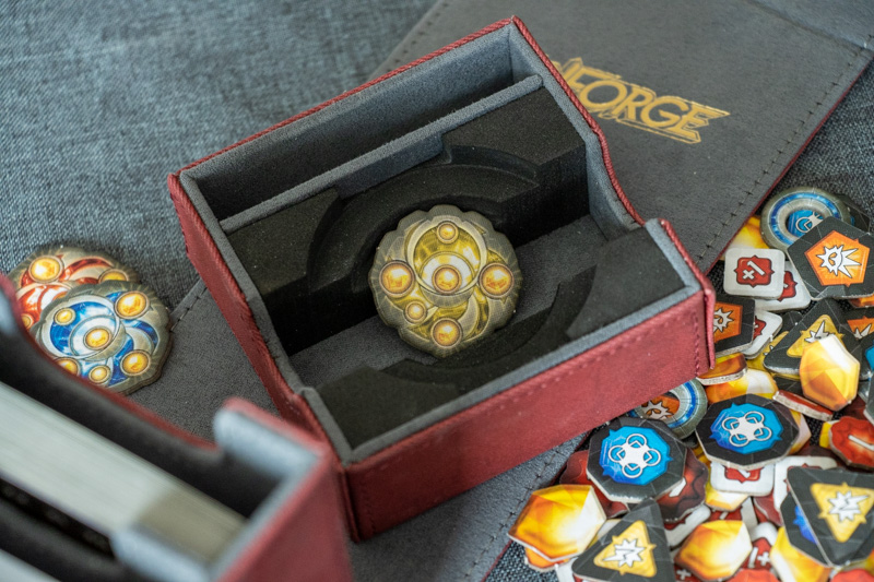 KeyForge: Kollidierende Welten Vault Gamegenic