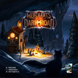 Merchants of the Dark Road - Cover
