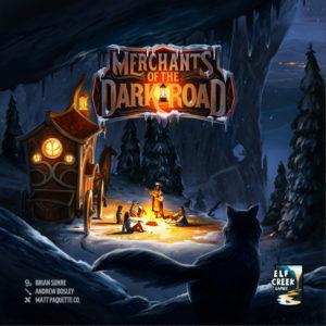 Merchants of the Dark Road - Cover