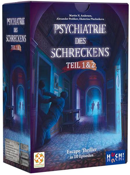 Psychiatrie des Schreckens - Teil 1 und 2