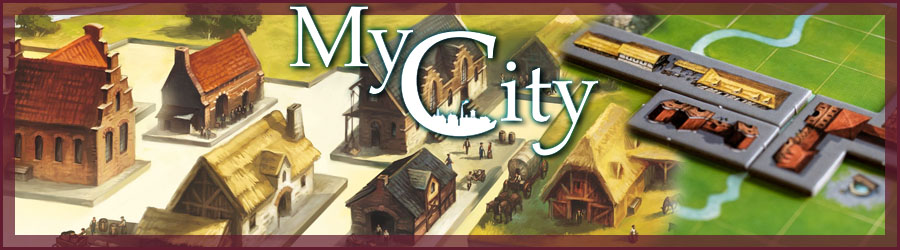 My City - Brettspiel Review
