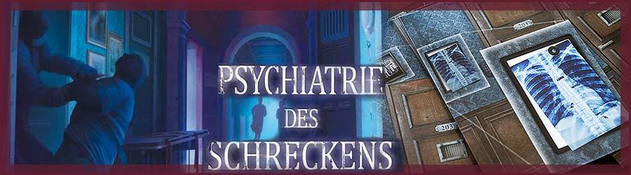 Rezension: Psychiatrie des Schreckens