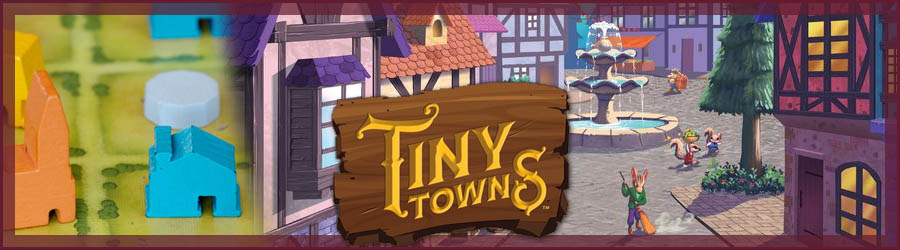Brettspiel Review: Tiny Towns