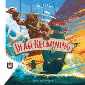 Dead Reckoning Brettspiel Cover