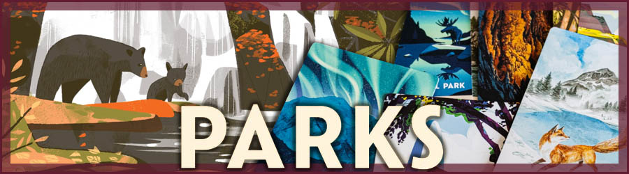 Review: PARKS Brettspiel