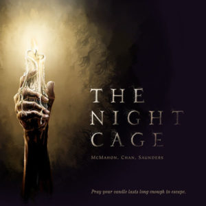 The Night Cate - Brettspiel Cover