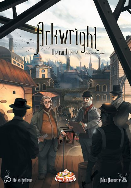 Arkwright: The Card Game - Cover