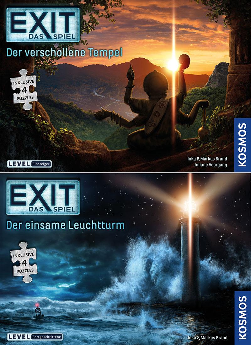 EXIT - Das Spiel + Puzzle