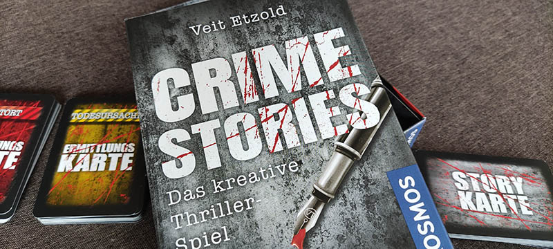 Crime Stories Box