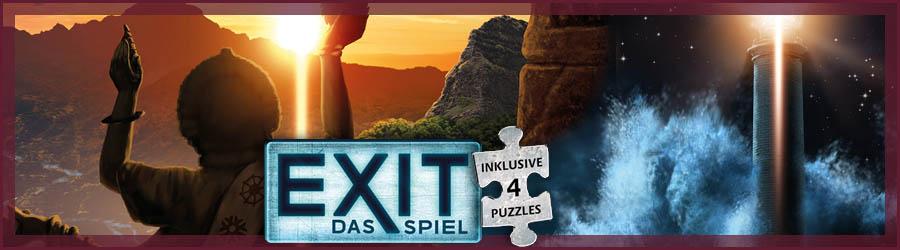 Review: EXIT das Spiel + Puzzle