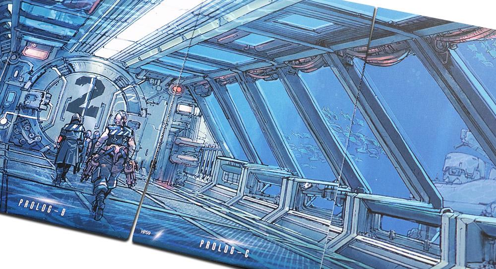 Das Hadal-Projekt - Panorama