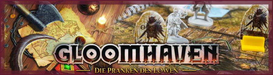 Review: Gloomhaven - Die Pranken des Löwen