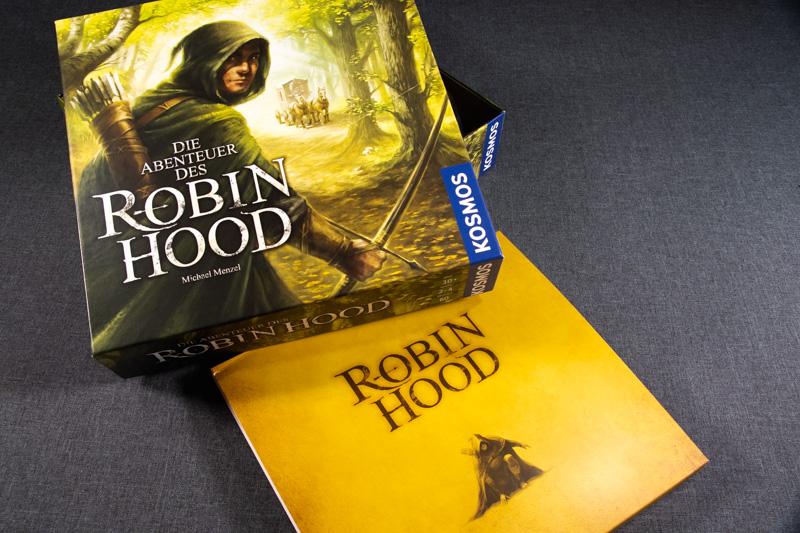 Die Abenteuer des Robin Hood Box