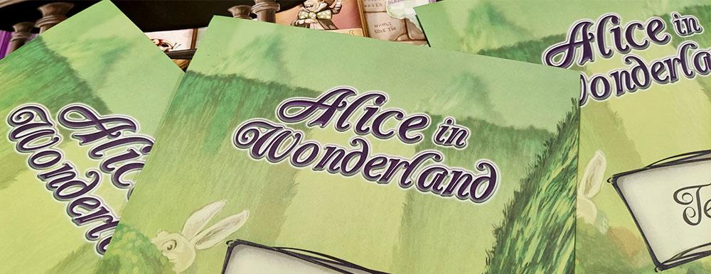 Escape Room: Das Spiel 2 - Alice in Wonderland