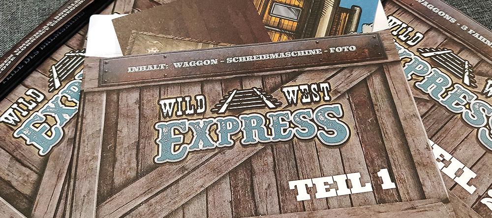 Escape Room: Das Spiel 2 - Wild West Express