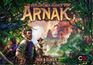 Die verlorenen Ruinen von Arnak - Cover