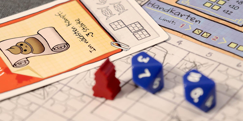 Doodle Dungeon - Würfelhölle