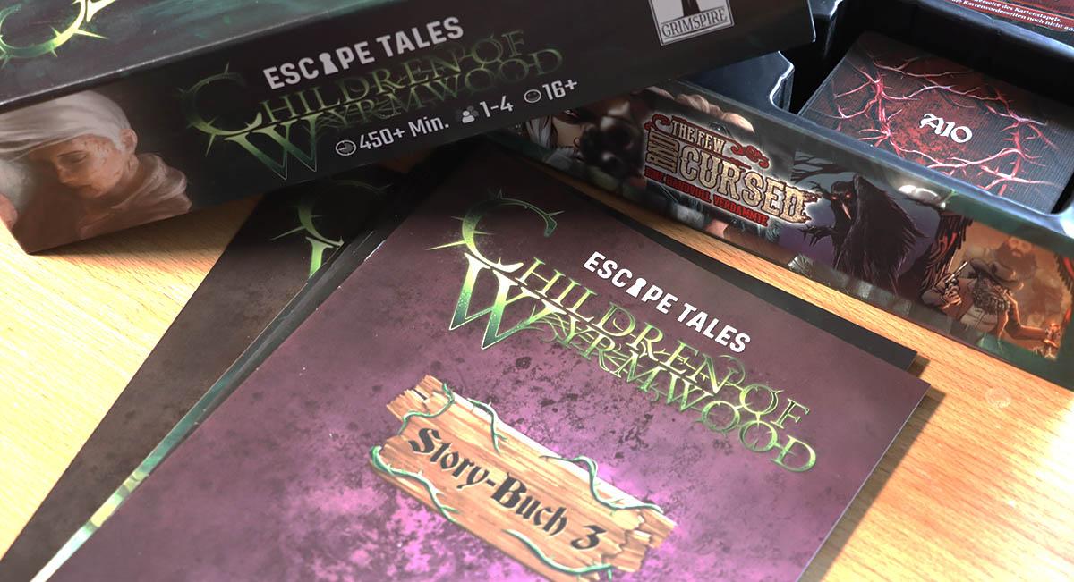 Escape Tales: Chilrdren of Wyrmwood