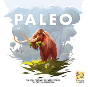 Paleo - Cover