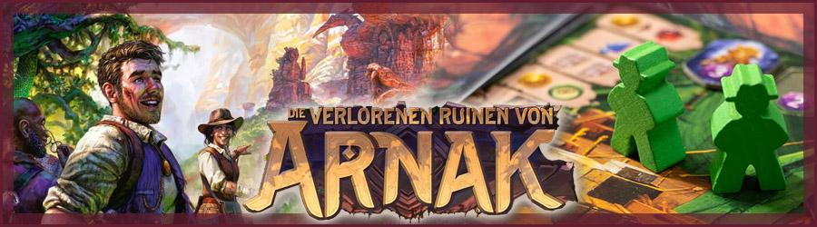 Review: Die verlorenen Ruinen von Arnak