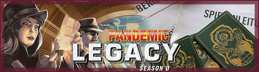 Review: Pandemic Legacy Season 0