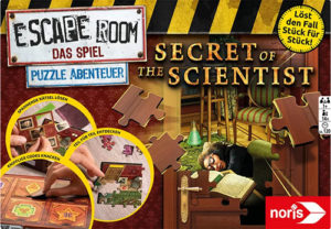 Escape Room: Das Spiel - Puzzleabenteuer Secret of the Scientist